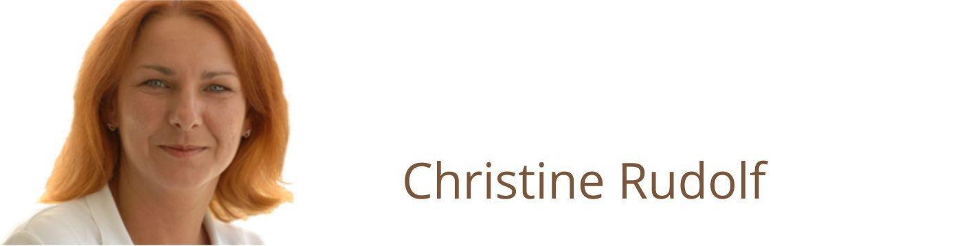 Christine Rudolf